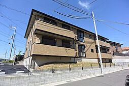 大阪府枚方市楠葉面取町1丁目の賃貸アパートの外観