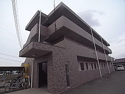 兵庫県加古川市野口町良野の賃貸マンションの外観