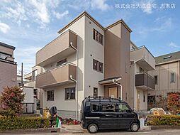 一戸建て(柳瀬川駅から徒歩8分、105.30m²、3,680万円)