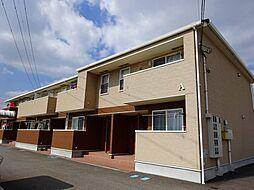 JR徳島線 穴吹駅 3.8kmの賃貸アパート