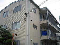 サライ西野[2階]の外観
