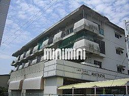 マツヤマンション[4階]の外観