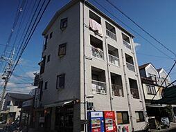 稲穂ハイツ[203号室号室]の外観