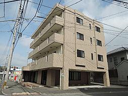 福岡県北九州市八幡西区清納2丁目の賃貸マンションの外観