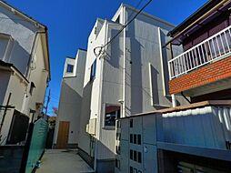 ベルディグリ堀切菖蒲園[1階]の外観