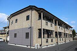 愛知県津島市青塚町2丁目の賃貸アパートの外観