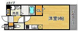 ベル・アルモニー1番館[3階]の間取り