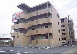 フォレストY&M雀宮B棟[2階]の外観