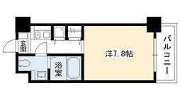 デルファーレ西宮[4階]の間取り