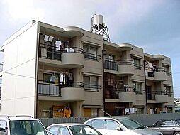 京都府京都市山科区西野野色町の賃貸マンションの外観