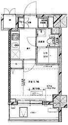 (仮称)川崎藤崎3丁目マンション[402号室]の間取り