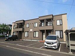 [テラスハウス] 北海道札幌市西区平和二条9丁目 の賃貸【北海道 / 札幌市西区】の外観