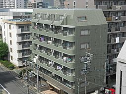 キャノンピア鶴舞[601号室]の外観