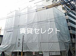 リベルテ松戸[201号室]の外観