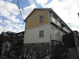 ハイツパル[1階]の外観