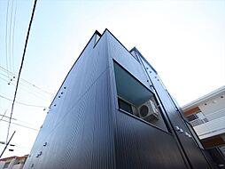 愛知県名古屋市中川区丹後町2丁目の賃貸アパートの外観