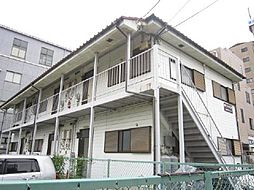埼玉県さいたま市南区白幡3丁目の賃貸アパートの外観