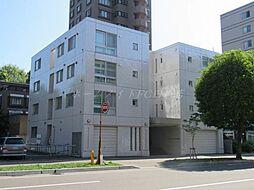 プレステージ知事公館[4階]の外観