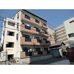 静岡県浜松市中区伝馬町の賃貸マンションの外観
