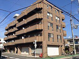 静岡県静岡市葵区幸町の賃貸マンションの外観