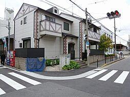 大阪府大阪市鶴見区鶴見6丁目の賃貸アパートの外観