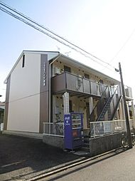 愛知県名古屋市千種区赤坂町3丁目の賃貸アパートの外観
