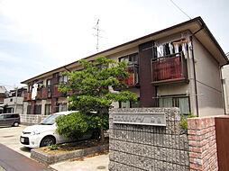 コスモハイツ岸田[202号室]の外観