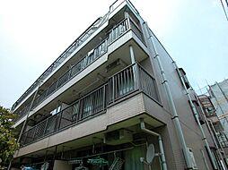 東京都調布市佐須町5丁目の賃貸マンションの外観
