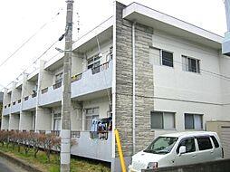 助川マンション[201号室]の外観