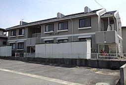 山形県山形市桜田西3丁目の賃貸アパートの外観