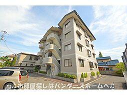 大阪府枚方市伊加賀南町の賃貸マンションの外観