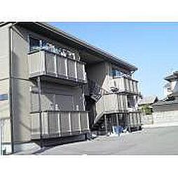 兵庫県赤穂市中広の賃貸アパートの外観