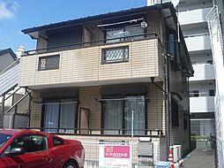 東京都八王子市八日町の賃貸アパートの外観