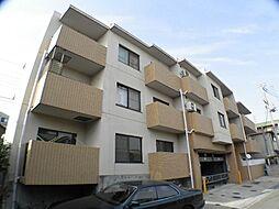 兵庫県芦屋市西芦屋町の賃貸マンションの外観