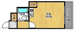 サンシャイン深緑[3階]の間取り