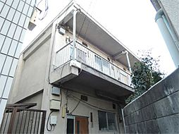 藤荘(東棟の東側にある棟)奥の棟[203号室]の外観