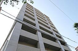 大阪府吹田市江坂町3丁目の賃貸マンションの外観