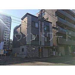 北海道札幌市中央区南一条東3丁目の賃貸アパートの外観