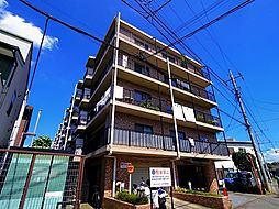 東京都東村山市久米川町5丁目の賃貸マンションの外観