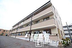 愛知県豊田市前山町3丁目の賃貸マンションの外観
