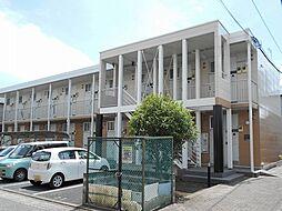 小田急小田原線 本厚木駅 バス15分 白山下車 徒歩1分の賃貸アパート