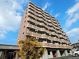 福岡県北九州市八幡西区陣原3丁目の賃貸マンションの外観