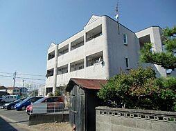 愛知県清須市阿原星の宮の賃貸マンションの外観