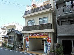 愛媛県松山市春日町の賃貸マンションの外観