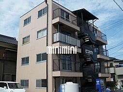 中割マンション[2階]の外観