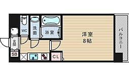 ViVi EBISU[6階]の間取り