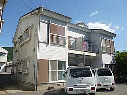 高良内コーポA[2階]の外観