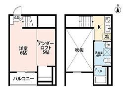 project円明(プロジェクト)[2階]の間取り