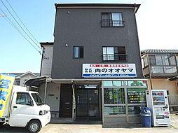 メゾネットオオヤマ[2階]の外観