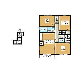 蟹江駅 5.8万円